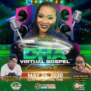 DHA Virtual Gospel Concert