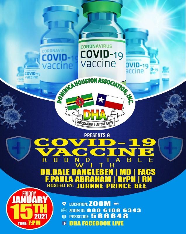 COVID-19 Vaccine Event