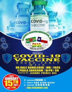 COVID-19 Vaccine Round Table